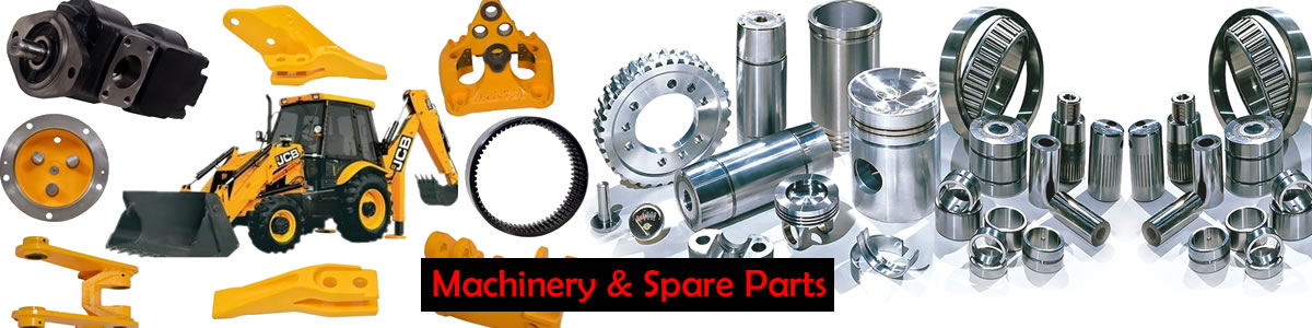 Machinery & Spare Parts